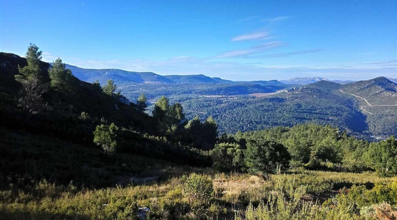 Le Parc Naturel Régional de la Sainte-Baume